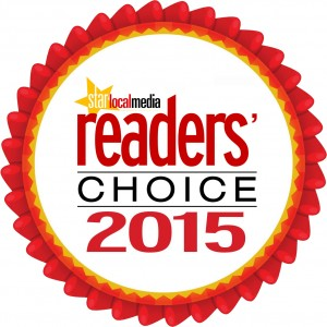 Readers Choice 2015 Logo
