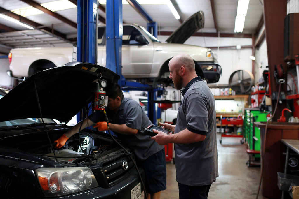 Lewis Complete Auto Repair » About Us
